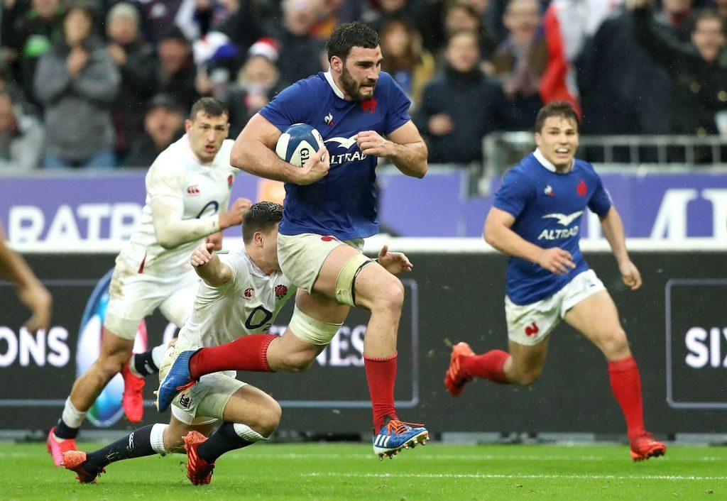 イングランドに快勝したフランス