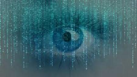 テクノロジーによる監視の様子