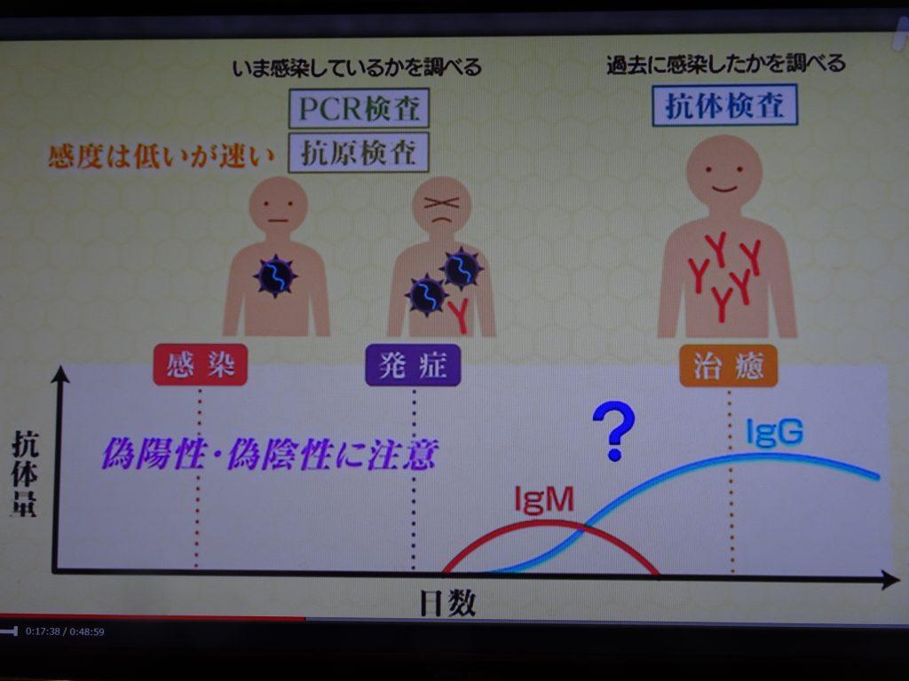 抗体の不思議について説明する図