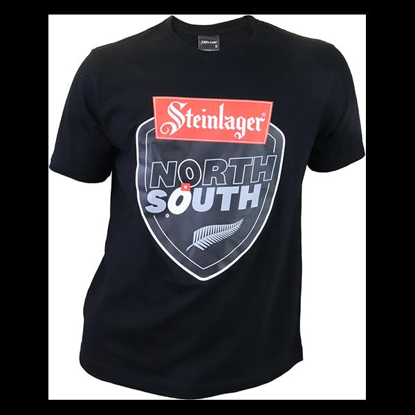北島 vs 南島 の対抗戦のTシャツ