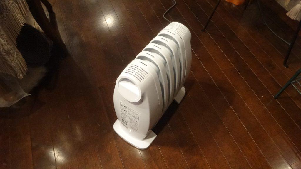 デイジー用の暖房器