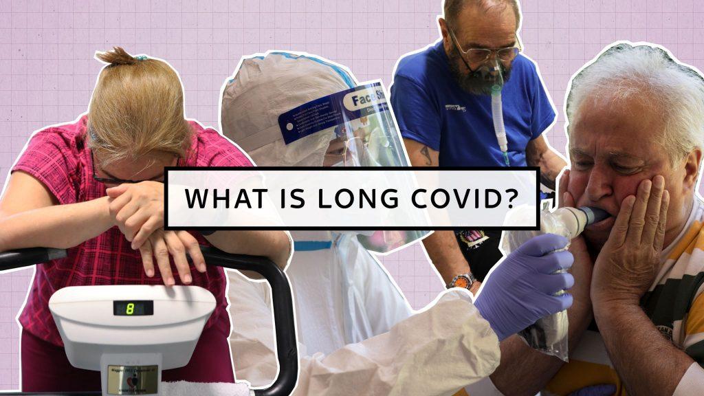 新型コロナ・Long COVID