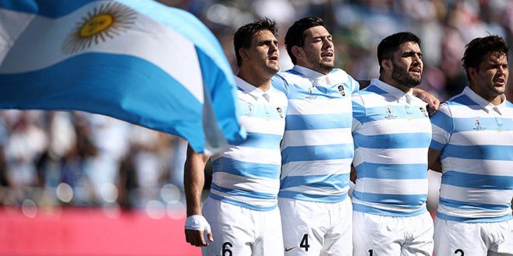 アルゼンチンの選手たち