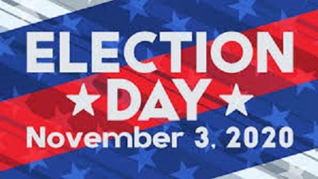 大統領選挙の広告