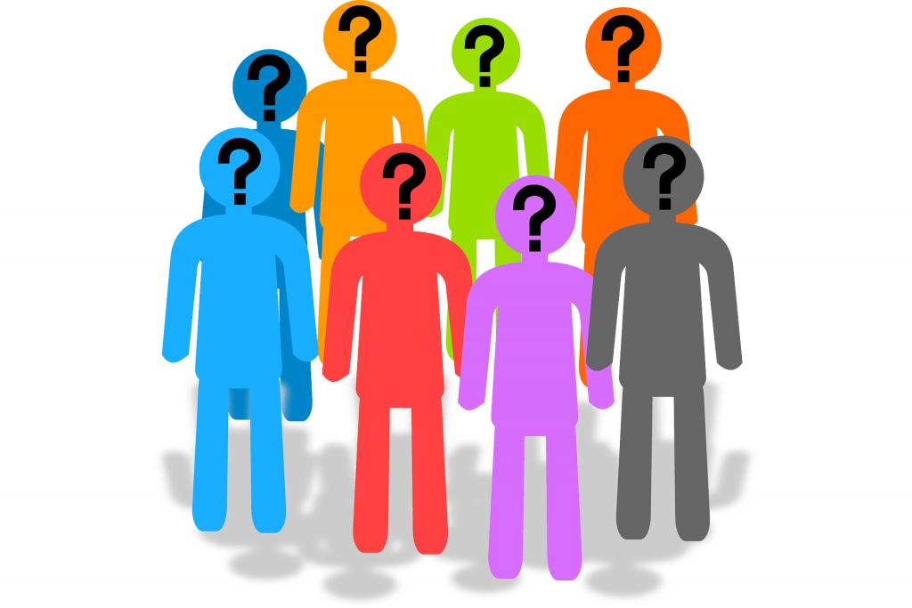 「私は何者か?」と問う人々