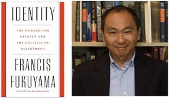 フクヤマさんが書かれたアイデンティティ政治に関する書籍