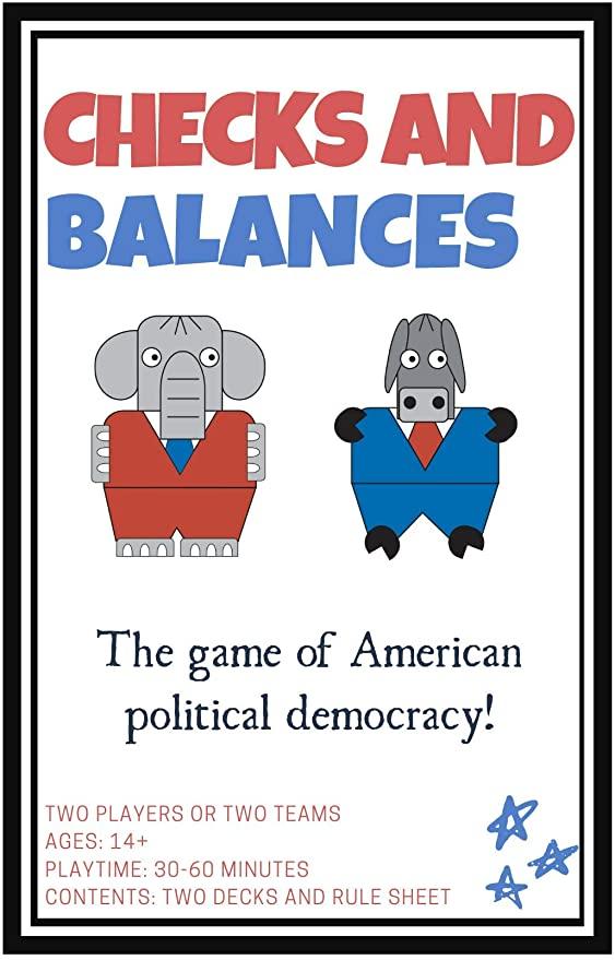 民主主義のチェック・アンド・バランス機構を讃える人たち