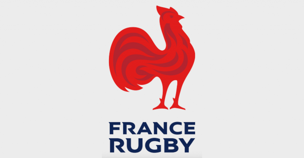 フランスチームのロゴマーク