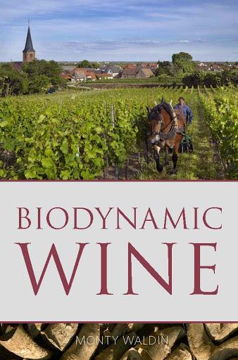 ビオディナミワインのポスター