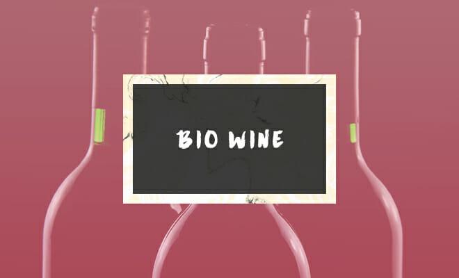 ビオワインのポスター
