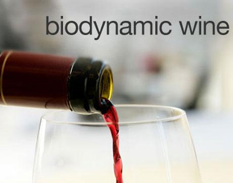 ビオディナミ農法で造られたワイン