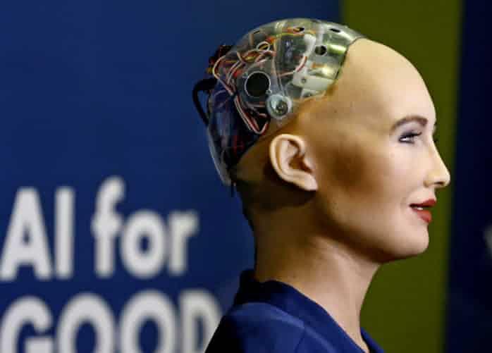 バイオテクノロジーで作られたロボット