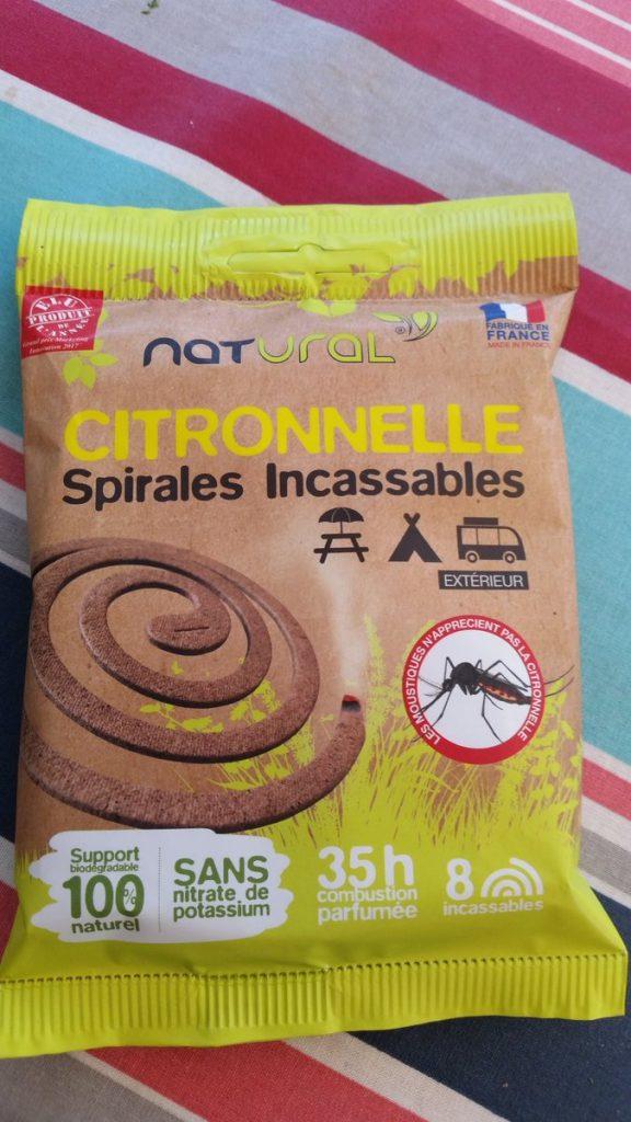 フランスの蚊取り線香