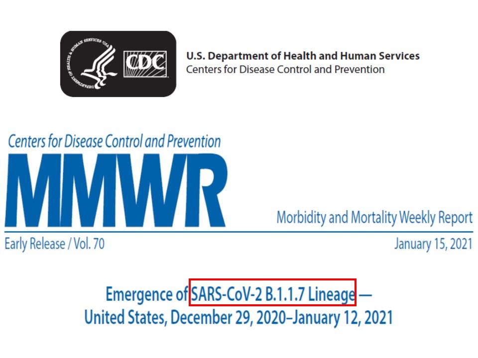 CDCの声明