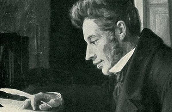 キルケゴールの肖像画