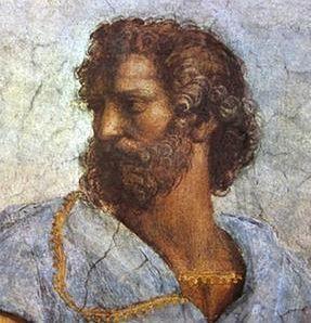 アリストテレスの肖像画