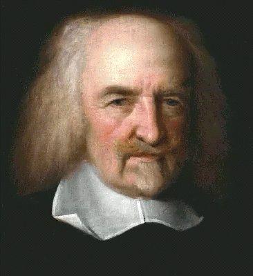 ホッブスの肖像画