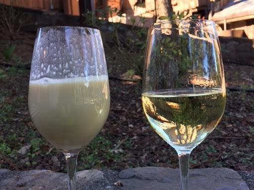 ドブロクのようなワイン