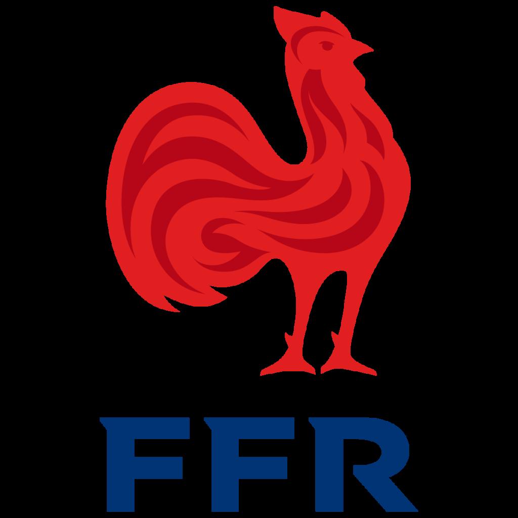 フランスラグビー協会のマーク