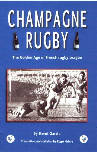シャンパンラグビーという表題のフランスラグビーについて書かれた本