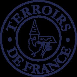 フランスでテロワールが強調されていることを説明する図