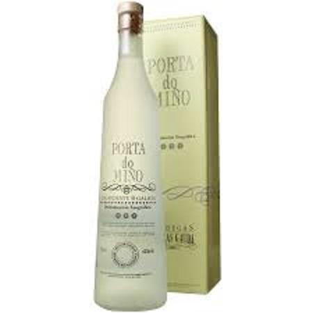 ガリシアで造られたオルホのボトル