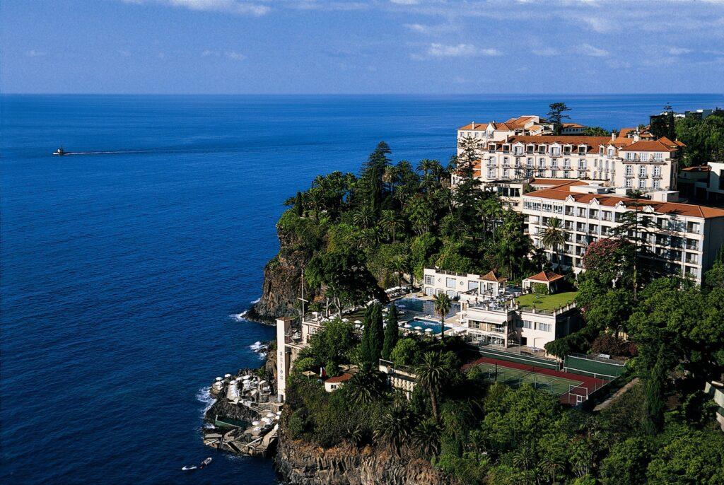 マデイラ島のホテル