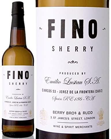 フィノのボトル