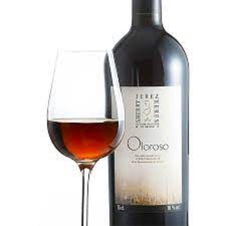 オロロソのボトル