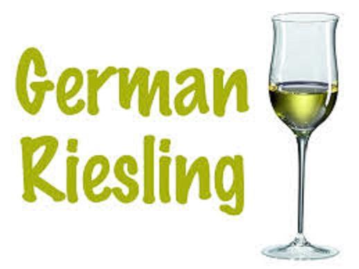 ドイツワインにおけるリースリングの役割についてまとめた図