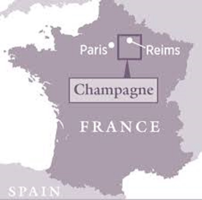 シャンパーニュ地方のワイン