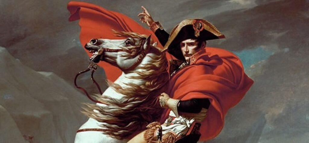 ナポレオンの肖像画