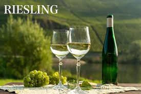 リースリングのブドウ