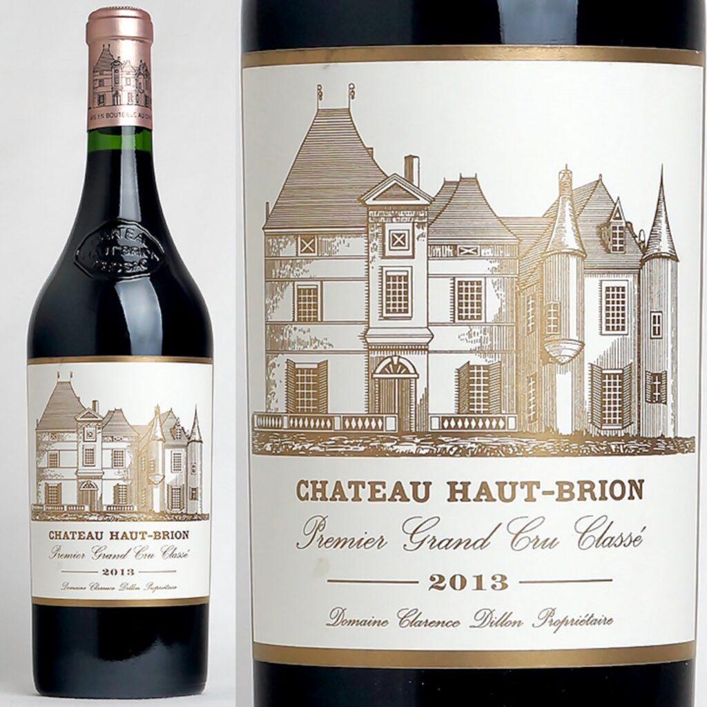 シャトー・オー・ブリオの赤ワイン