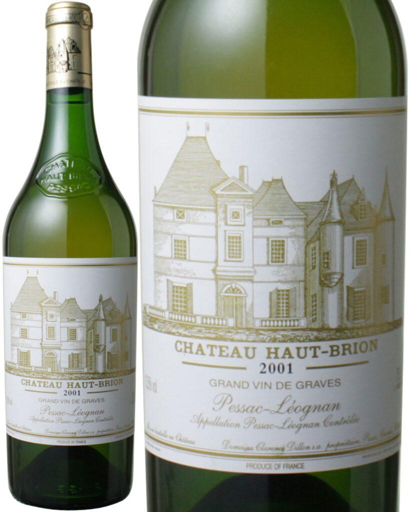 シャトー・オー・ブリオの白ワイン